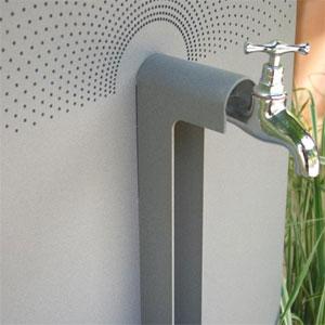D coration de la maison decoration robinet exterieur for Robinet mural exterieur decoratif