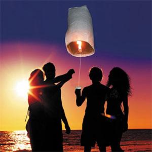 Lampes volantes
