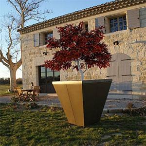 jardini res urbaines gabarits xxl avec diam tre 12 le blog jardinchic. Black Bedroom Furniture Sets. Home Design Ideas