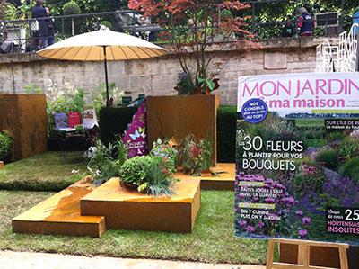 reportage exclusif jardins jardin 10 me edition by jardinchic jardinchic le blog. Black Bedroom Furniture Sets. Home Design Ideas