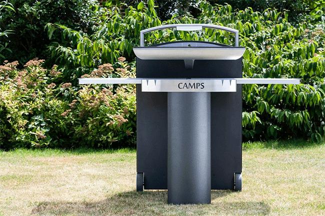 nouveaut barbecue haut de gamme avec le barbecue iq 3600 by camps jardinchic le blog. Black Bedroom Furniture Sets. Home Design Ideas