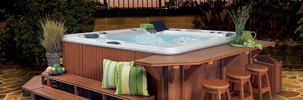 L am nagement ext rieur de votre maison chaque coin son utilit jardin - Construire son spa exterieur ...