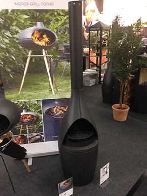 Feedback du salon spoga gafa cologne 2014 by jardinchic for Barbecue contemporain exterieur