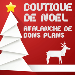 SHOPPING NOEL 2014: La Boutique de Noël Jardinchic est Ouverte!