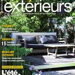 «L'été au Jardin»: JardinChic dans Extérieurs Design Juillet/Août 2015