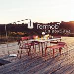 La Boutique Fermob ouvre ses portes sur Jardinchic.com